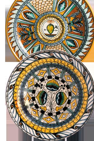 History of Ceramiche Miriam Deruta - Made in Italy